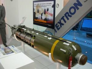 Typs CBU-105 (Sensor Fuzed Weapon) von Textron