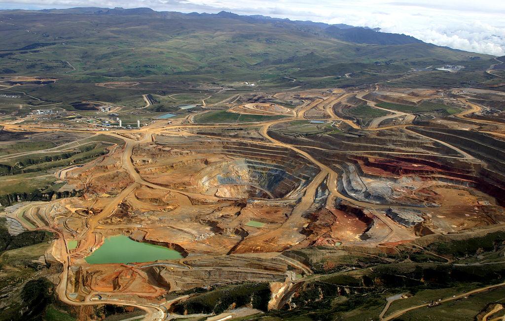 Yanacocha Mine