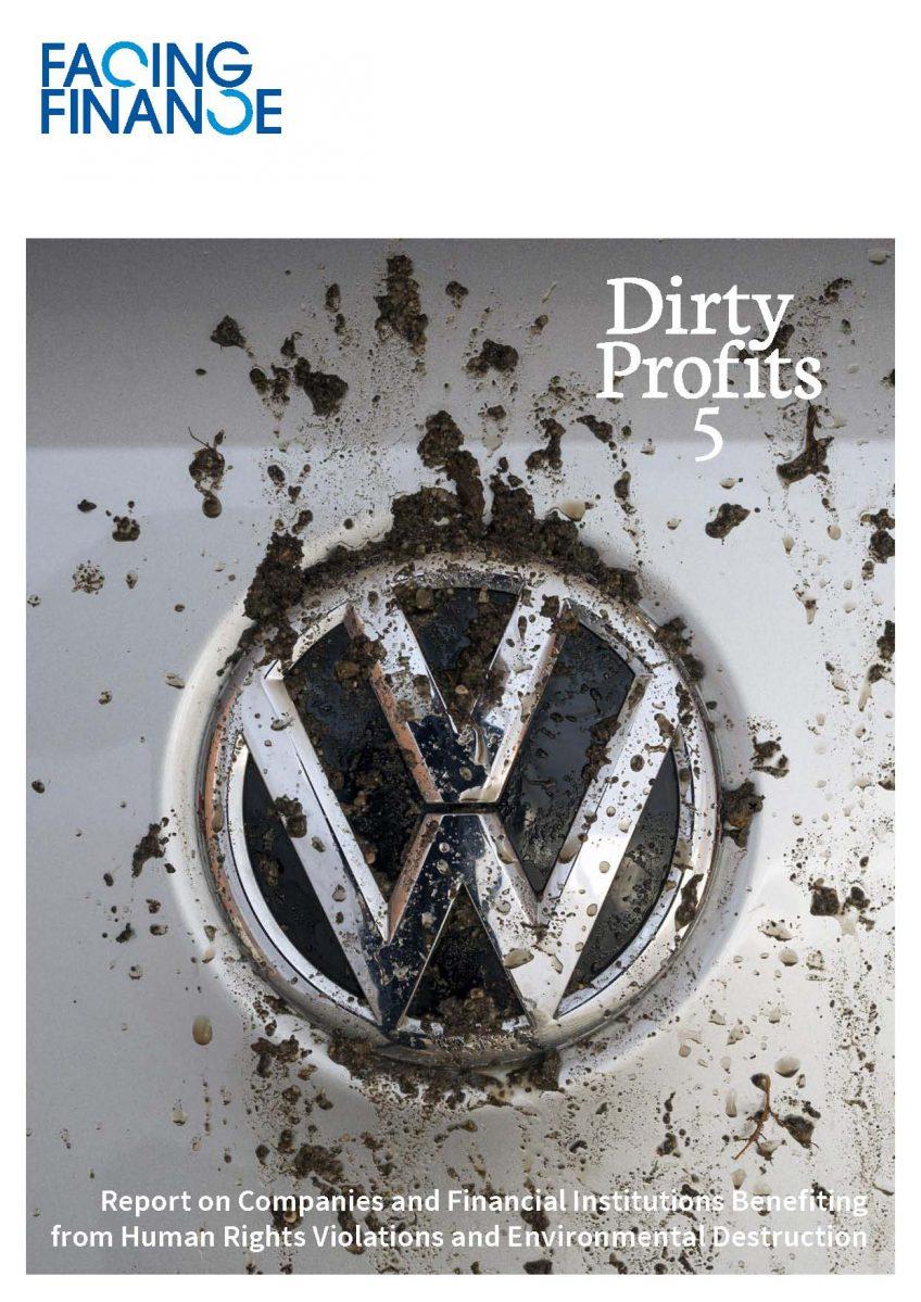 Risultati immagini per Facing Finance dirty profits 5