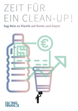 Titelseite Plastik-Poster